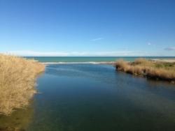 Uitzicht in de buurt van Casa Cologna Abruzzo Vakantie