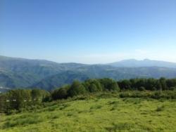 Gran Sasso dichtbij Casa Cologna Vakantie in Abruzzo