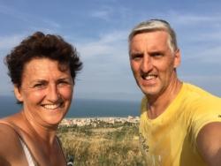 Over ons, Tieno en Jet van Casa Cologna Abruzzo vakantie