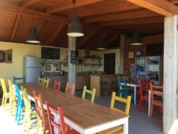 Bar voor maaltijden alla agriturismo, vakantie in Abruzzo