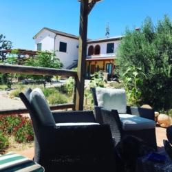 Terras Casa Cologna Vakantie Abruzzo