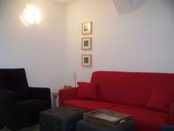 Zithoek appartement Mare Casa Cologna Vakantie Abruzzo