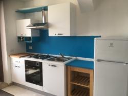 Keuken appartement Mare Casa Cologna Vakantie Abruzzo