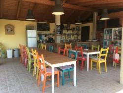 Bar van Casa Cologna Vakantie Abruzzo