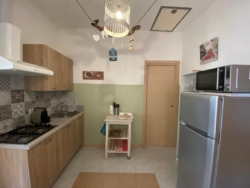 Keuken in appartement L/Aquila