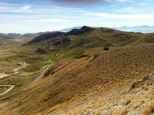 campo imperatore wandeling