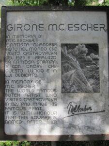 Escher in Castrovalva