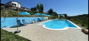 zwembad Casa Cologna